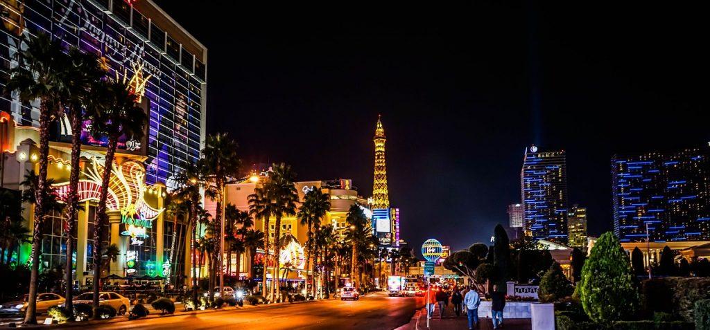 Resorts World LAs Vegas opens on the Strip