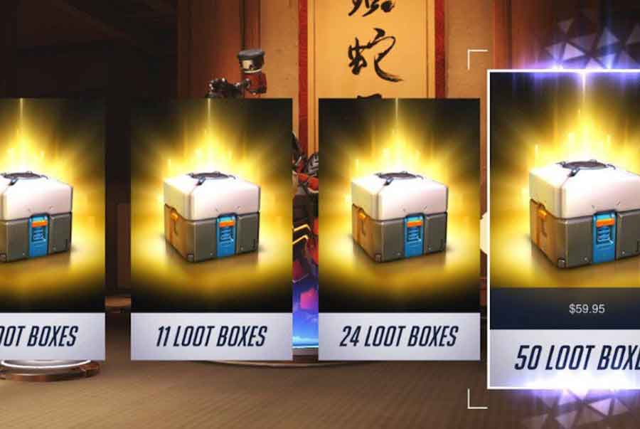 The Legal Status of Loot Boxes in Gaming