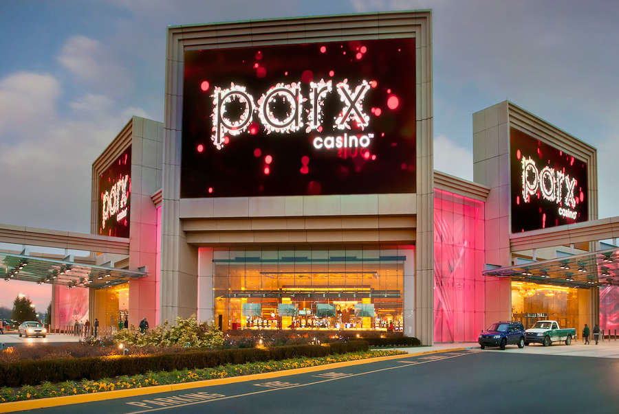 Parx Casino in Pennsylvania.