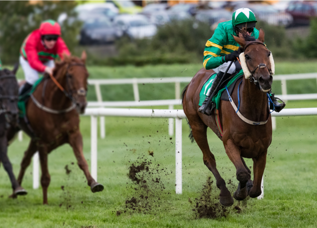 GoRacingGreen Boosted by Kindred's Unibet Bid