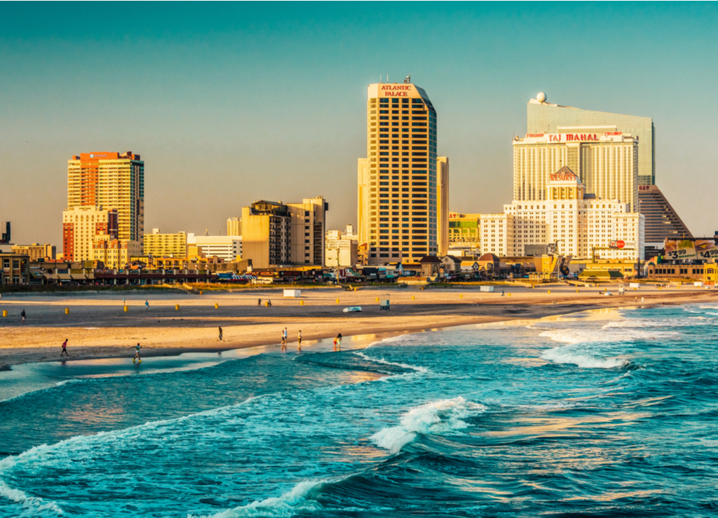 Atlantic City Casinos Are Back in Business After 100+ Days