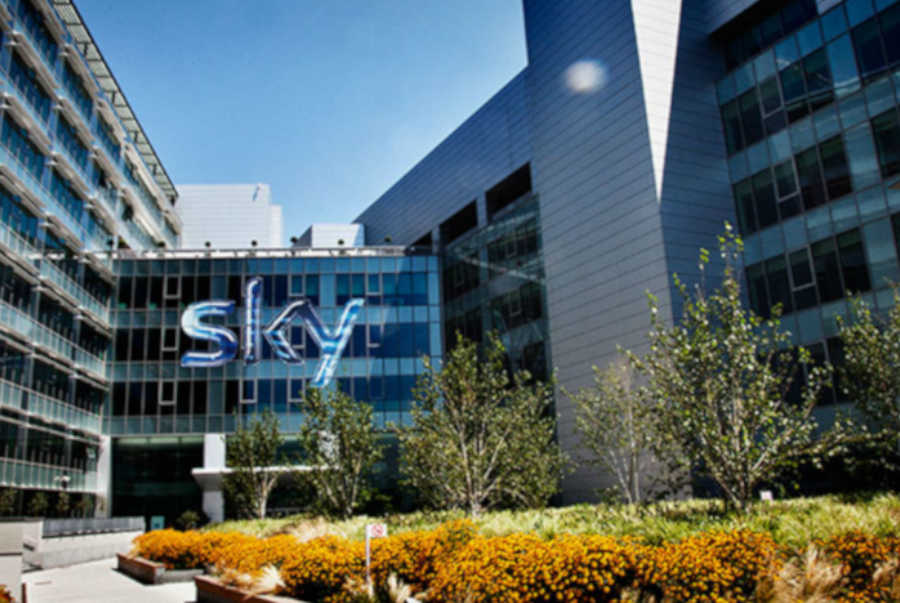 Sky's official headquarters.