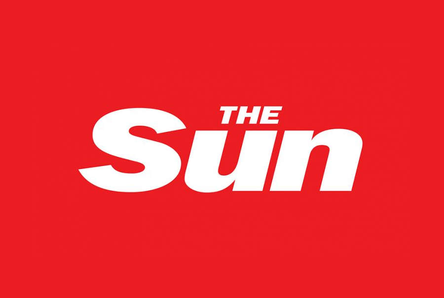 The Sun's brand and logo.