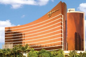 Wynn sues Genting for copying the company's designs.