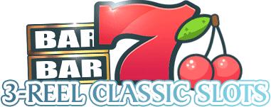 3 reel classic slots