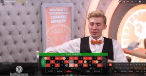 live dealer in-game screenshot