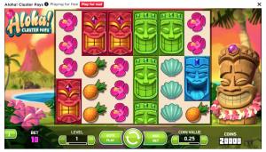 aloha slots screenshot