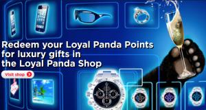vip loyalty program screenshot
