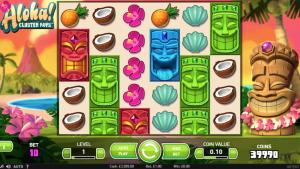 aloha! slots by netent