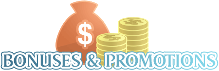 bonuses and promotions android