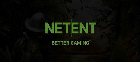 NetEnt game intro