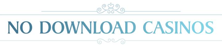 no download casinos banner