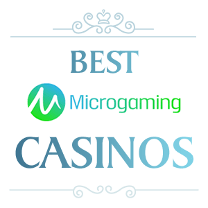 Microgaming Casinos | The Best Microgaming Casinos of 2018