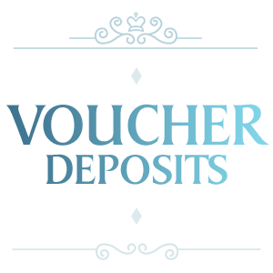 Voucher Deposits—Deposit to Play Without Debit/Credit Cards