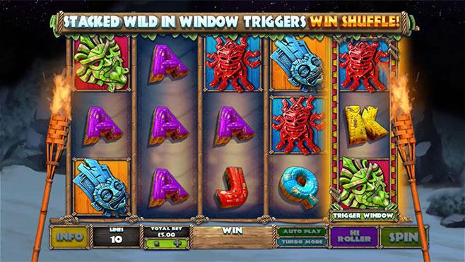 screenshot playtech tiki paradise playthrough