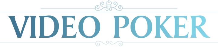 video poker banner